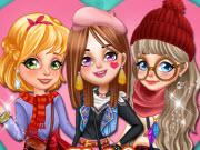 Girls' Valentine Plans