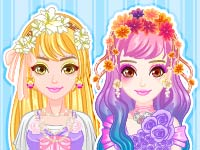 Princess Spring Fling Makeup
